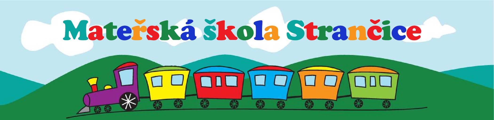 Mateřská škola Strančice logo